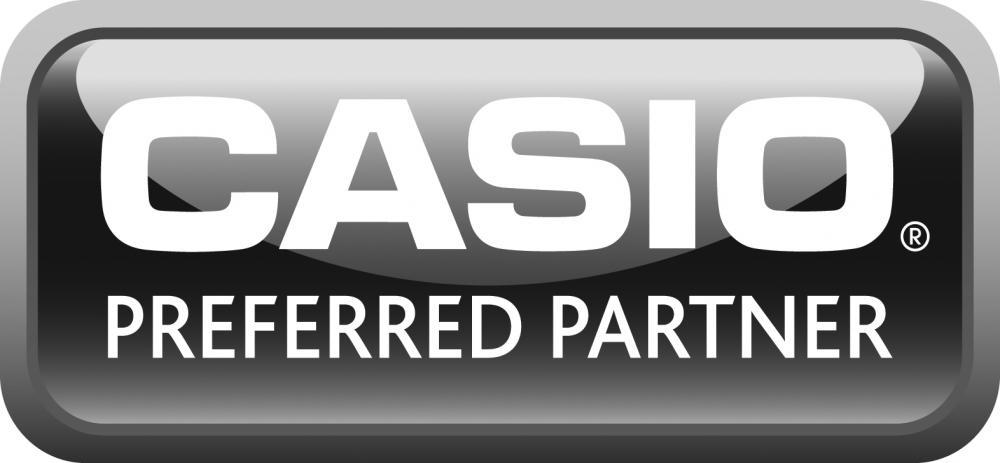 Официальные часы Касио