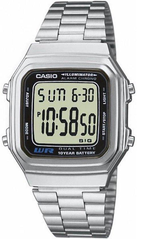 Оригинальные часы Casio Standart A178WEA-1AEF
