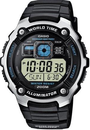 Оригинальные часы Casio Standart AE-2000W-1AVEF