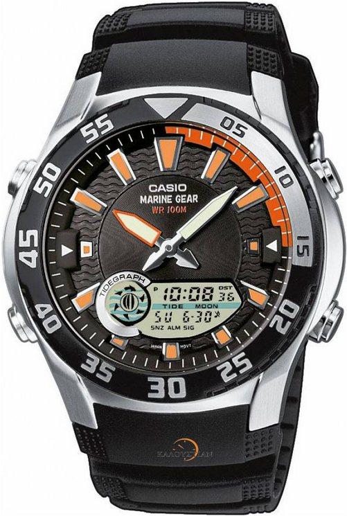 Оригинальные часы Casio Standart AMW-710-1AVEF