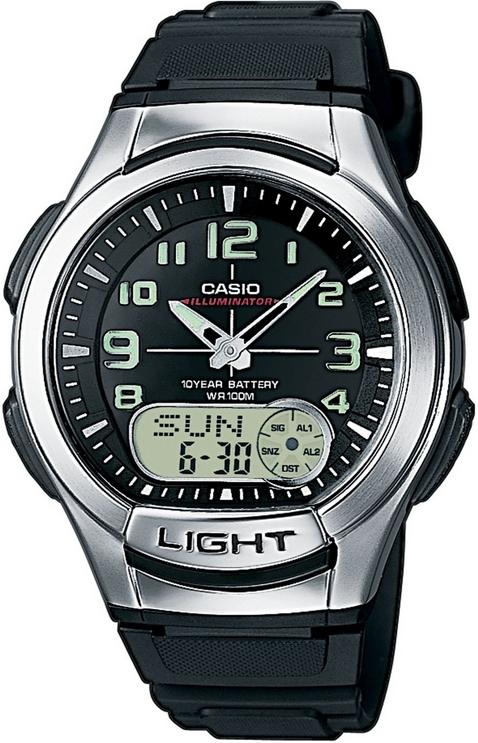 Оригинальные часы Casio Standart AQ-180W-1BVEF