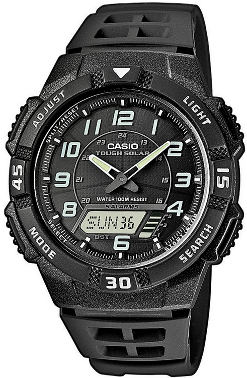Оригинальные часы Casio Standart AQ-S800W-1BVEF
