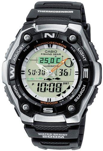 Оригинальные часы Casio Standart AQW-101-1AVER