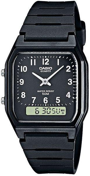 Оригинальные часы Casio Standart AW-48H-1BVEF