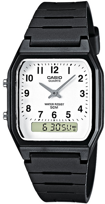 Оригинальные часы Casio Standart AW-48H-7BVEF