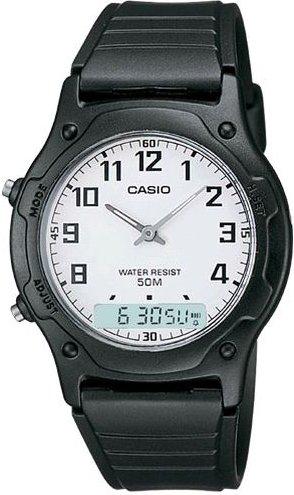 Оригинальные часы Casio Standart AW-49H-7BVEF
