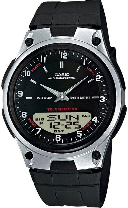 Оригинальные часы Casio Standart AW-80-1AVES