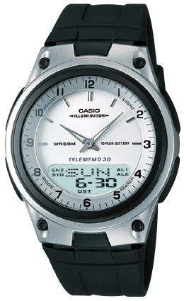 Оригинальные часы Casio Standart AW-80-7AVEF
