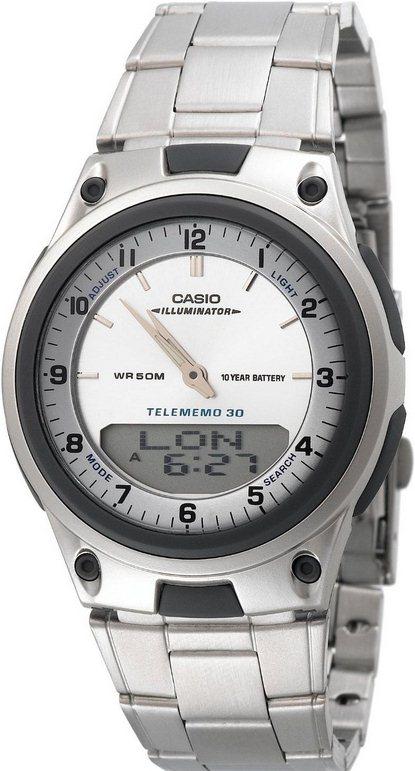 Оригинальные часы Casio Standart AW-80D-7AVEF