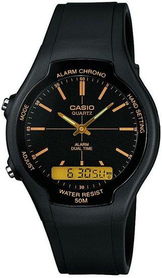 Оригинальные часы Casio Standart AW-90H-9EVEF
