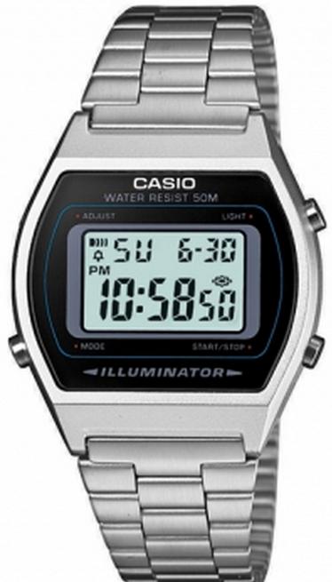 Оригинальные часы Casio Standart B640WD-1AVEF