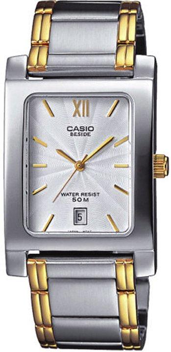 Оригинальные часы Casio Beside BEM-100SG-7AVEF