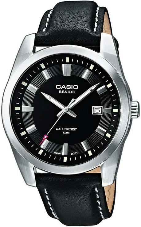 Оригинальные часы Casio Beside BEM-116L-1AVEF