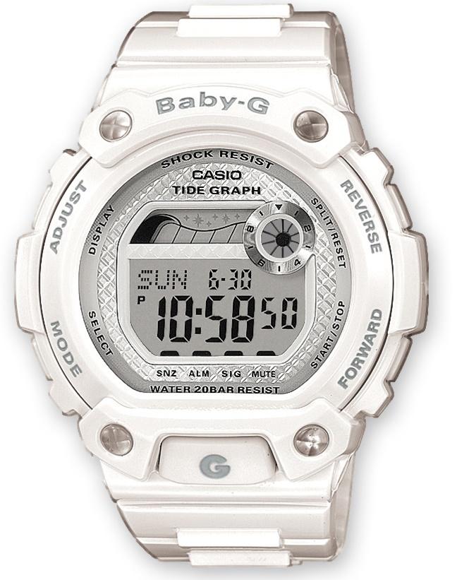 Оригинальные часы Casio Baby-G BLX-100-7ER