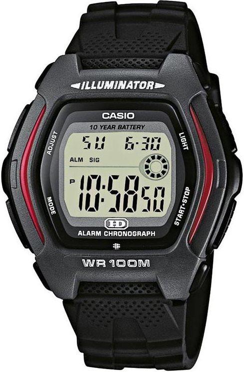 Оригинальные часы Casio Standart HDD-600-1AVEF