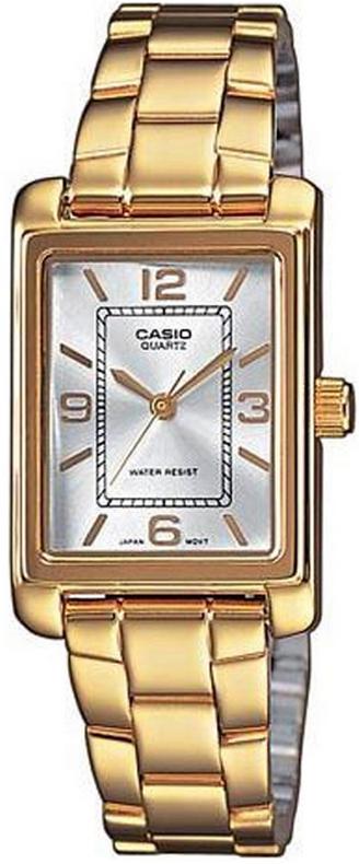 Оригинальные часы Casio Ladies LTP-1234PG-7AEF