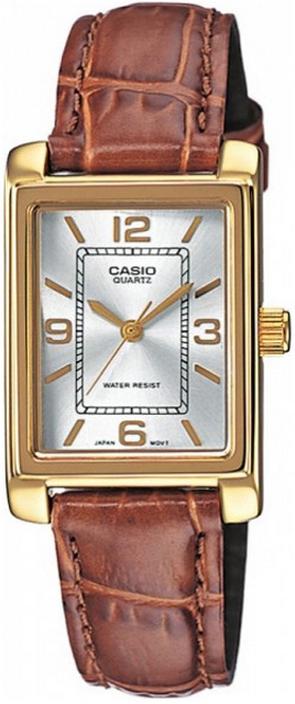 Оригинальные часы Casio Ladies LTP-1234PGL-7AEF