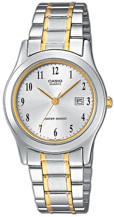 Оригинальные часы Casio Ladies LTP-1264PG-7BEF