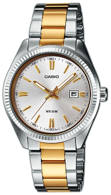 Оригинальные часы Casio Ladies LTP-1302SG-7AVEF