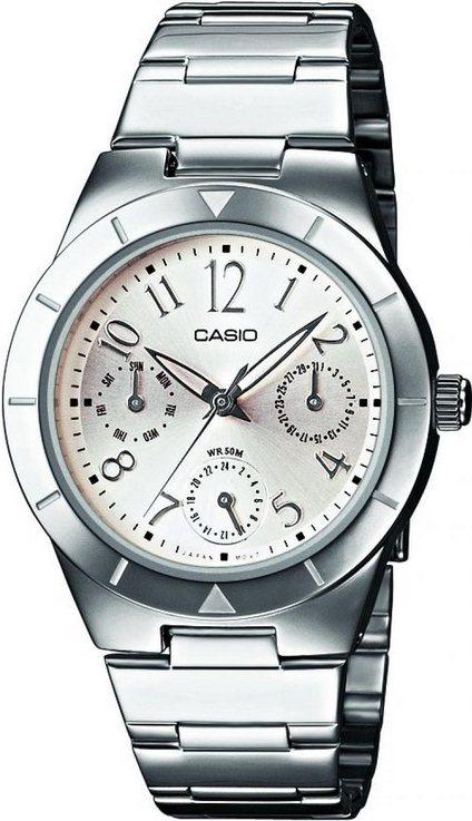 Оригинальные часы Casio Ladies LTP-2069D-7A2VEF