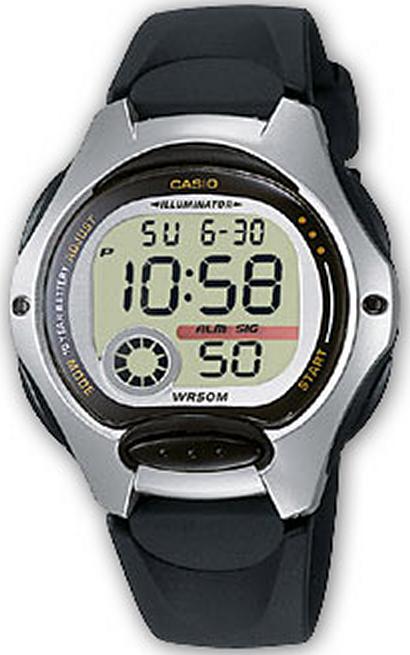 Оригинальные часы Casio Ladies LW-200-1AVEF