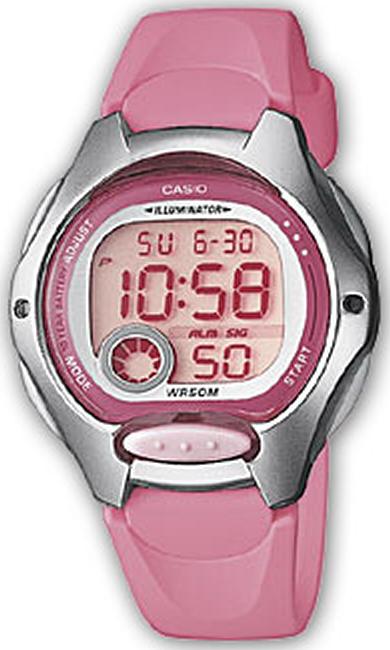 Оригинальные часы Casio Ladies LW-200-4BVEF