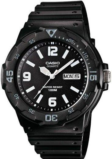 Оригинальные часы Casio Standart MRW-200H-1B2VEF