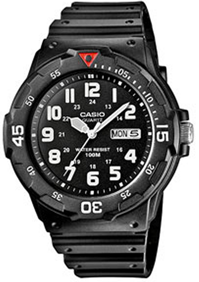 Оригинальные часы Casio Standart MRW-200H-1BVEF