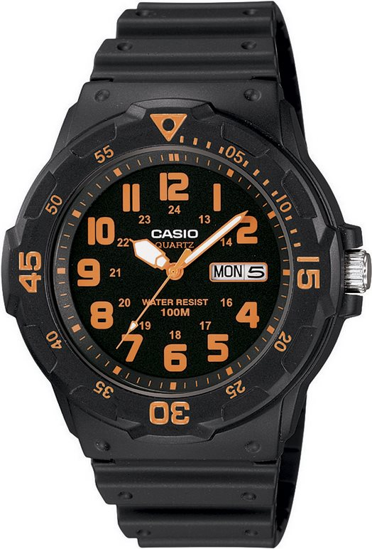 Оригинальные часы Casio Standart MRW-200H-4BVEF