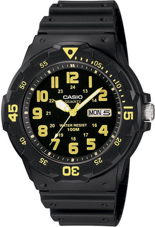 Оригинальные часы Casio Standart MRW-200H-9BVEF