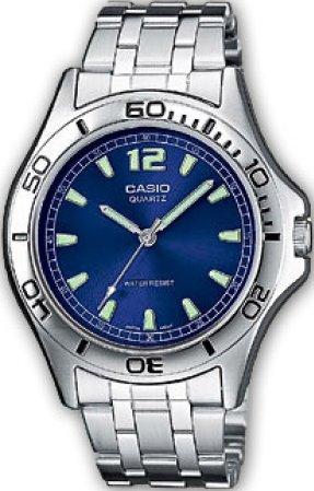 Оригинальные часы Casio Standart MTP-1258PD-2AEF