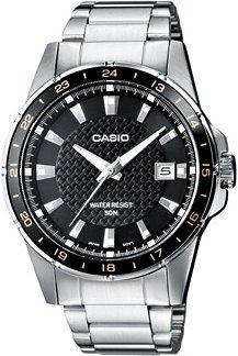 Оригинальные часы Casio Standart MTP-1290D-1A2VEF