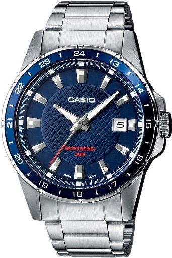 Оригинальные часы Casio Standart MTP-1290D-2AVEF