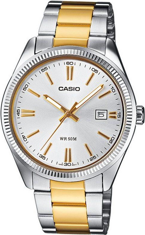 Оригинальные часы Casio Standart MTP-1302SG-7AVEF