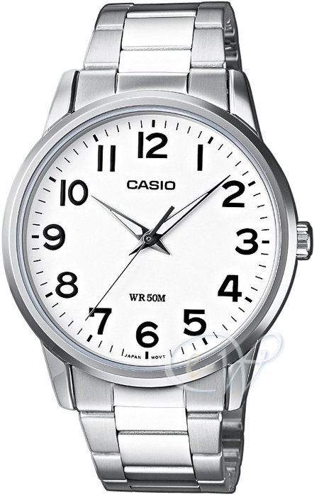 Оригинальные часы Casio Standart MTP-1303PD-7BVEF