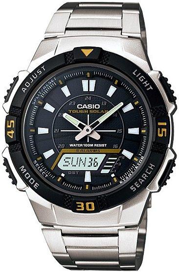 Оригинальные часы Casio Standart AQ-S800WD-1EVEF