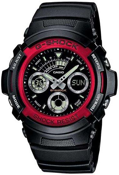 Оригинальные часы Casio G-Shock AW-591-4AER
