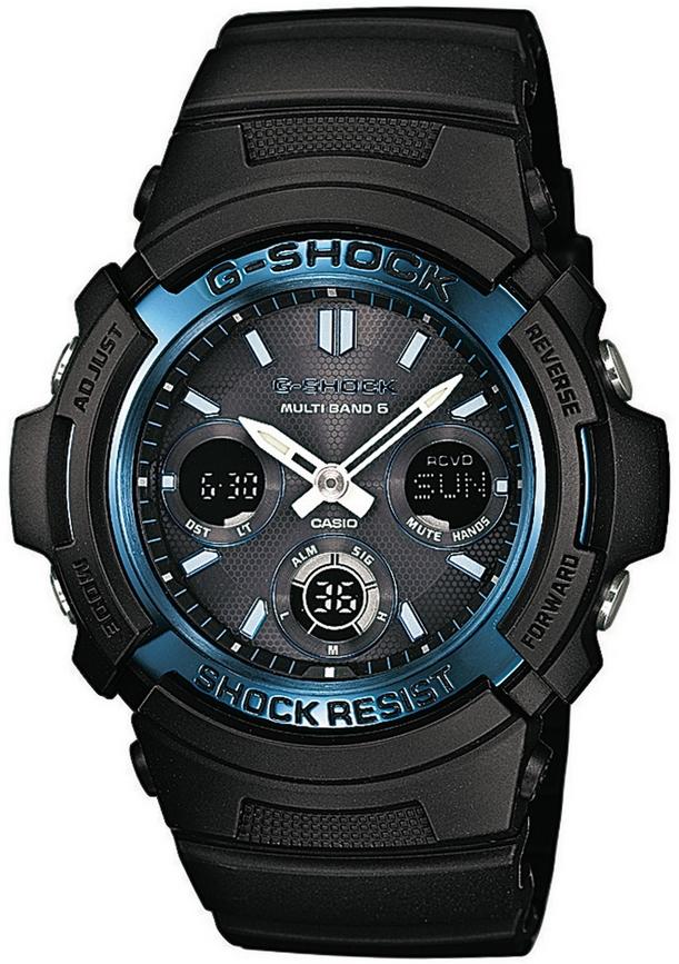 Оригинальные часы Casio G-Shock AWG-M100A-1AER