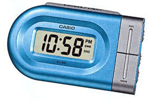 Оригинальные часы Casio Alarm clocks DQ-543-3EF