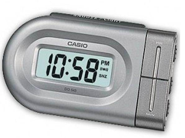 Оригинальные часы Casio Alarm clocks DQ-543-8EF