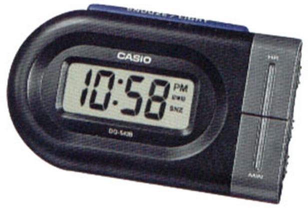 Оригинальные часы Casio Alarm clocks DQ-543B-1EF