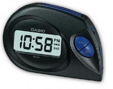 Оригинальные часы Casio Alarm clocks DQ-583-1EF