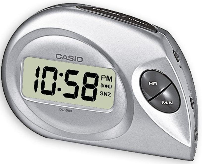 Оригинальные часы Casio Alarm clocks DQ-583-8EF