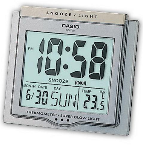Оригинальные часы Casio Alarm clocks DQ-750-8ER