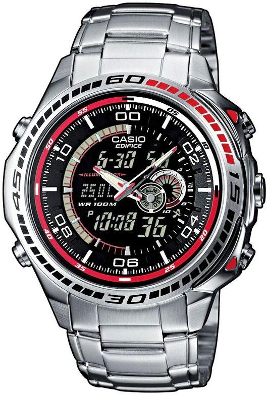 Оригинальные часы Casio Edifice EFA-121D-1AVEF