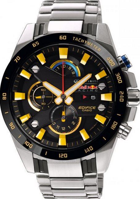 Оригинальные часы Casio Edifice EFR-540RB-1AER