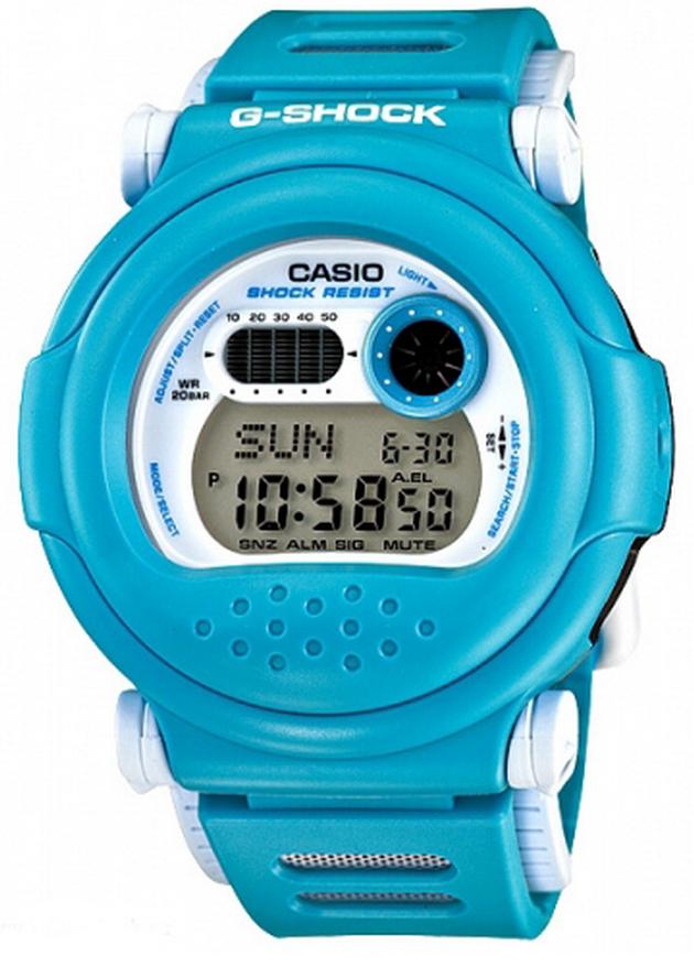 Оригинальные часы Casio G-Shock G-001SN-2ER
