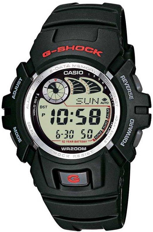 Оригинальные часы Casio G-Shock G-2900F-1-VER