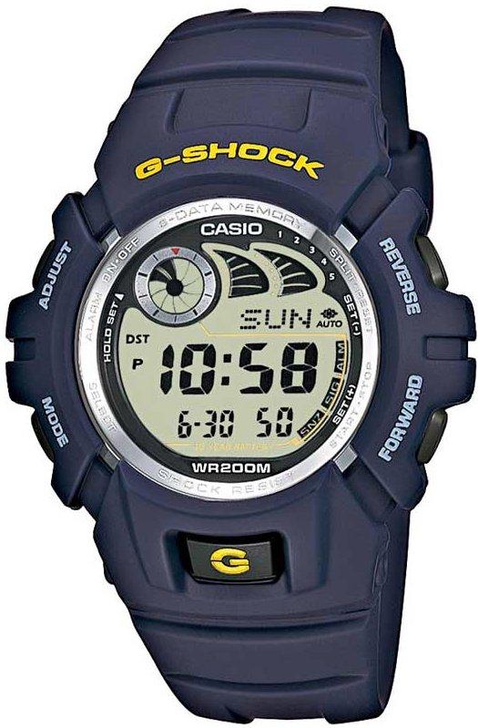 Оригинальные часы Casio G-Shock G-2900F-2-VER