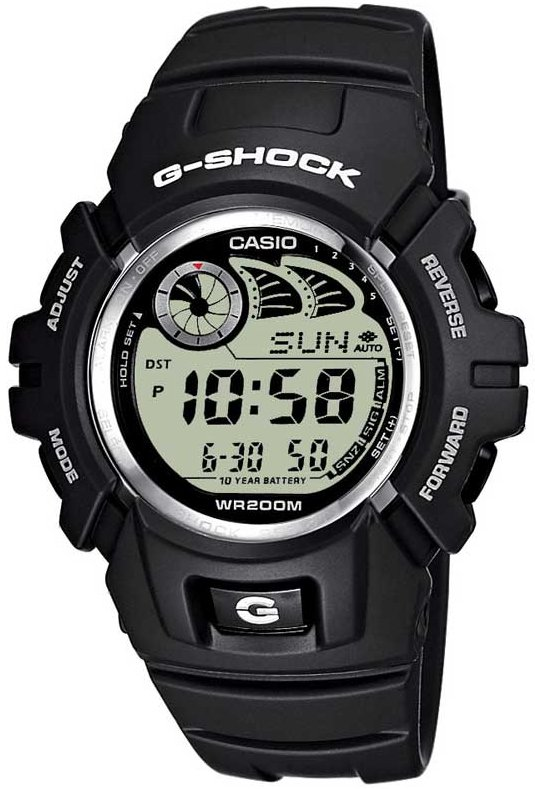 Оригинальные часы Casio G-Shock G-2900F-8VER